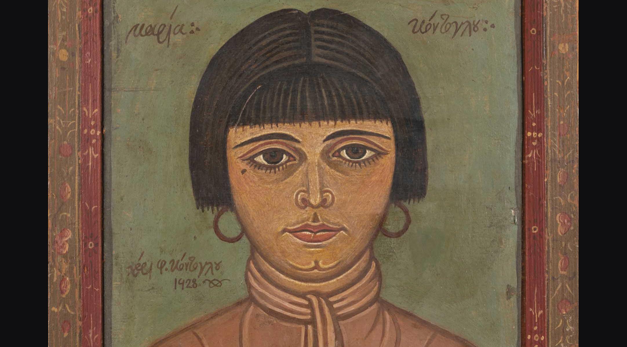 Νεοελληνική Ζωγραφική και Γλυπτική, Ιστορικά και Φιλελληνικά Αντικείμενα
