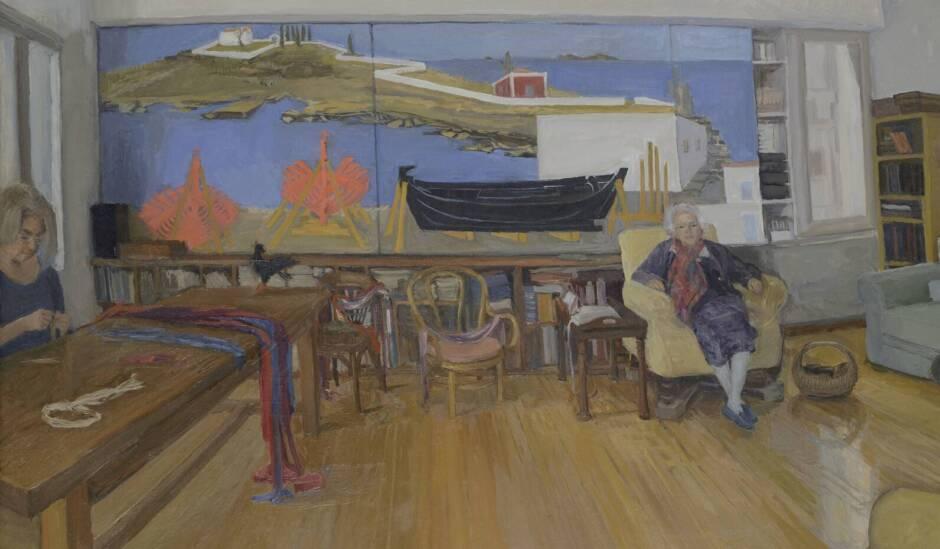 Λήδα Κοντογιαννοπούλου – Το Σπίτι της Μνήμης: Ατομική έκθεση στο Μουσείο Μπενάκη