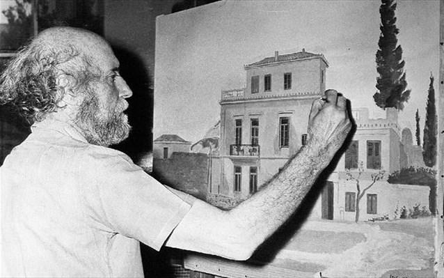 Τριάντα δύο χρόνια από τον θάνατο του Γιάννη Τσαρούχη