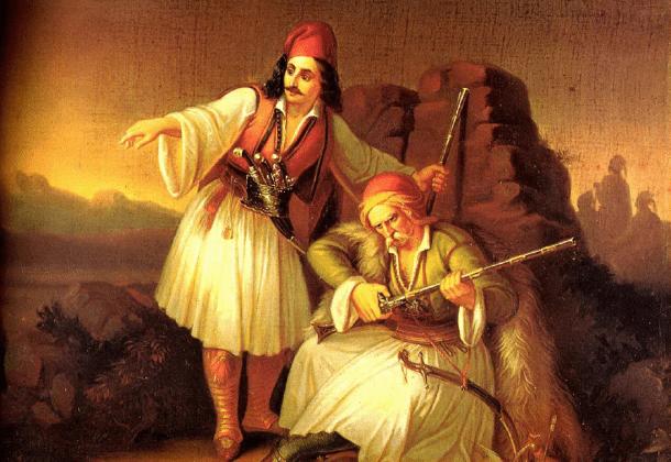 Θεόδωρος Βρυζάκης: Ο Zωγράφος της Ελληνικής Επανάστασης