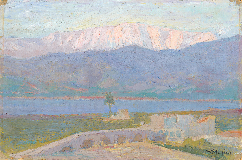 Κωνσταντίνος Μαλέας (1879-1928)