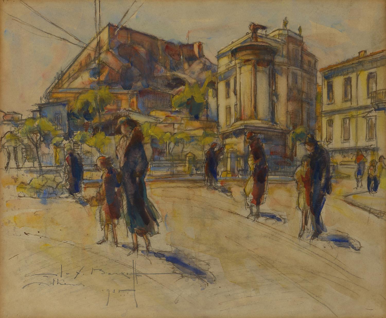Alexandre Barkoff (1870-1942)