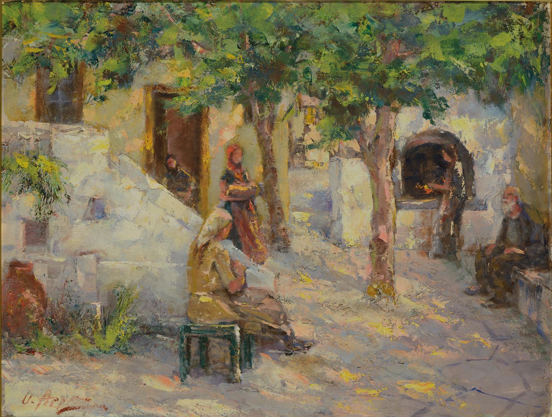 Ουμβέρτος Αργυρός (π. 1884-1963)