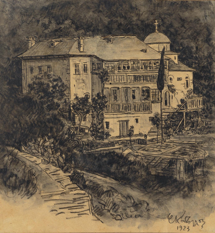 Φώτης Κόντογλου (1895-1965)
