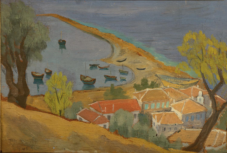 Πολύκλειτος Ρέγκος (1903-1984)